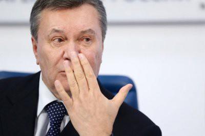 Киевский суд признал Януковича виновным в госизмене