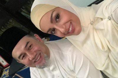 «Мисс Москва-2015» Оксана Воеводина и бывший король Малайзии разводятся