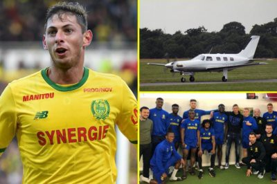 Прекращены поиски пропавшего самолета с футболистом «Кардиффа»