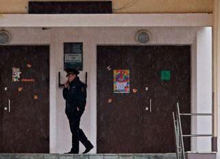 Красноярский подросток с ружьем устроил стрельбу у школы