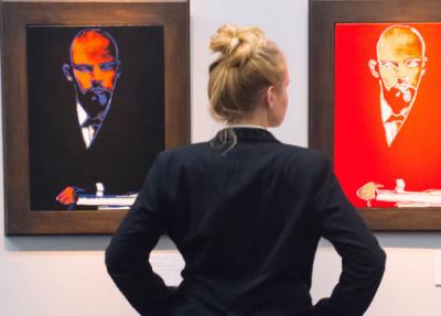 Портреты Ленина ушли с молотка за $62 тыс. и $84 тыс