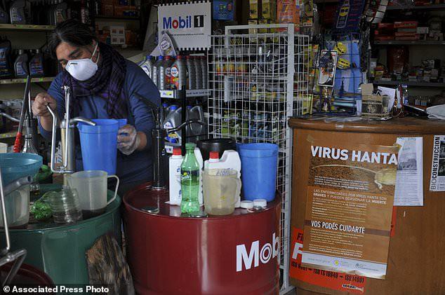 Смертельный вирус убил в Аргентине 12 человек из-за того, что его носитель погулял на вечеринке