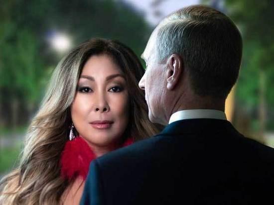 Анита Цой взбесила мужа своим новым клипом