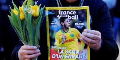 Семья Салы собрала 300 тысяч евро для возобновления поисков футболиста