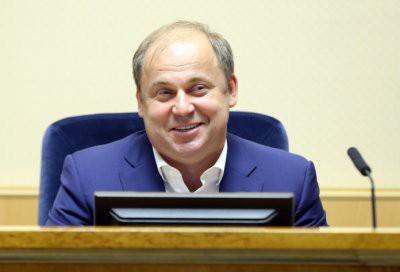В Ленинградской области задержан вице-губернатор по ЖКХ Олег Коваль