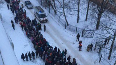 Сообщения о массовом «минировании» поступили сегодня в нескольких городах России