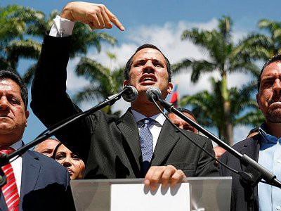 Верховный суд Венесуэлы запретил Гуайдо покидать страну