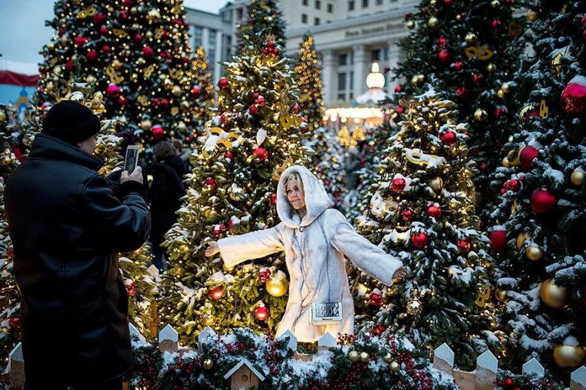 Куда можно сходить в Москве 1 января 2019 с ребенком