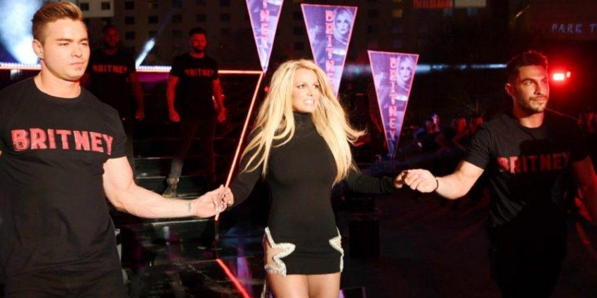 Бритни Спирс отложила намеченные на февраль выступления в Лас-Вегасе