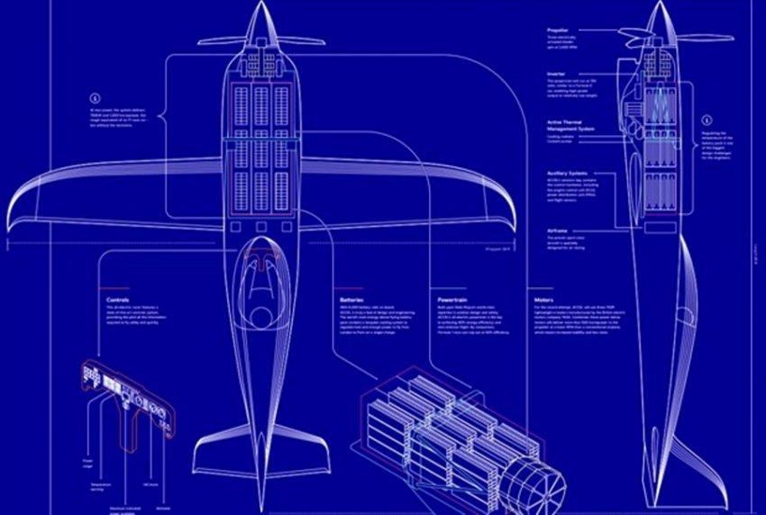 Rolls-Royce взялся за строительство рекордно быстрого электросамолета