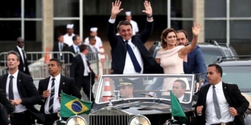Новый президент Бразилии заявил об освобождении страны от социализма