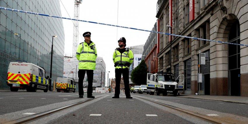 Задержан террорист, напавший в предновогоднюю ночь с ножом на пассажиров станции Манчестер Виктория