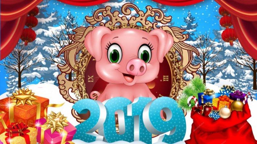 Информагентство «Экспресс-Новости» поздравляет читателей с Новым годом