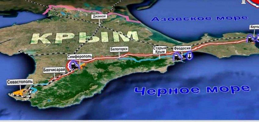 В Крыму открылся новый участок автотрассы «Таврида», в обход Феодосии