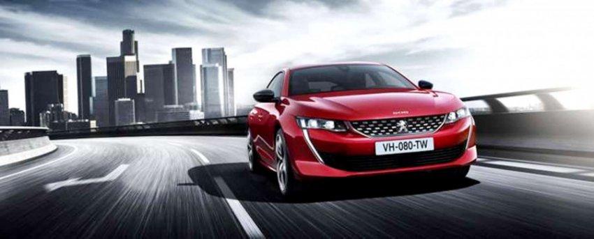 Эксперты рассказали об особенностях нового Peugeot 508 Fastback