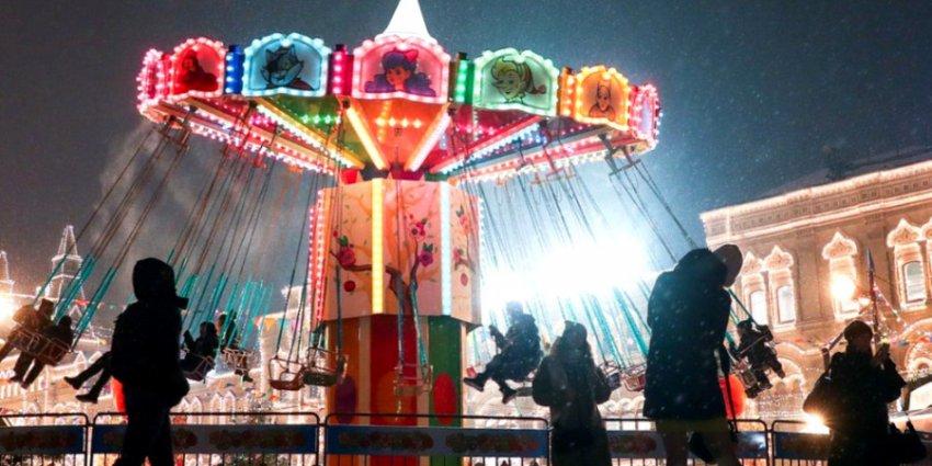 Ура, каникулы: в России начались десятидневные новогодние выходные