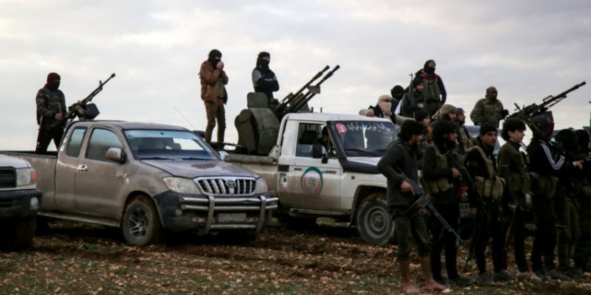 Вашингтон и Анкара раскритиковали заявление Сирии о занятии города Манбидж