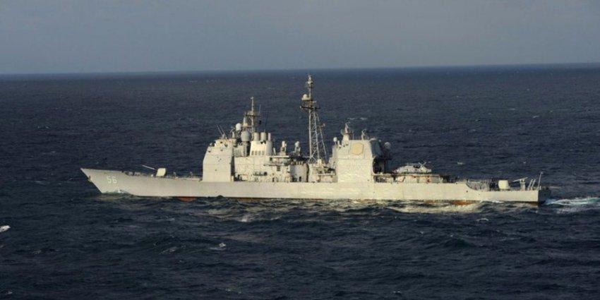 Американский военный флот намерен отправлять свои корабли за Северный полярный круг