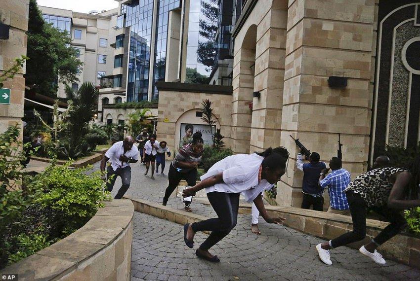 Настигшая судьба: Чудом спасшийся 11 сентября 2001 года американец был убит террористами в Кении