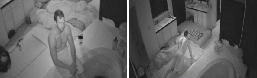 Парень на спор провел 20 дней в маленькой комнате в полной темноте
