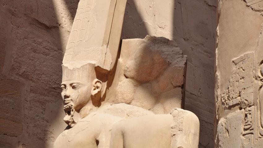 Стало известно, как в Древнем Египте воевали с мертвыми