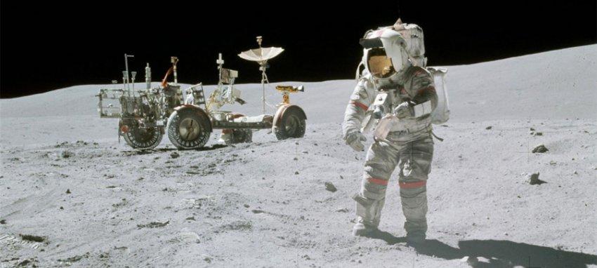 Российские ученые объяснили появление облаков пыли на Луне