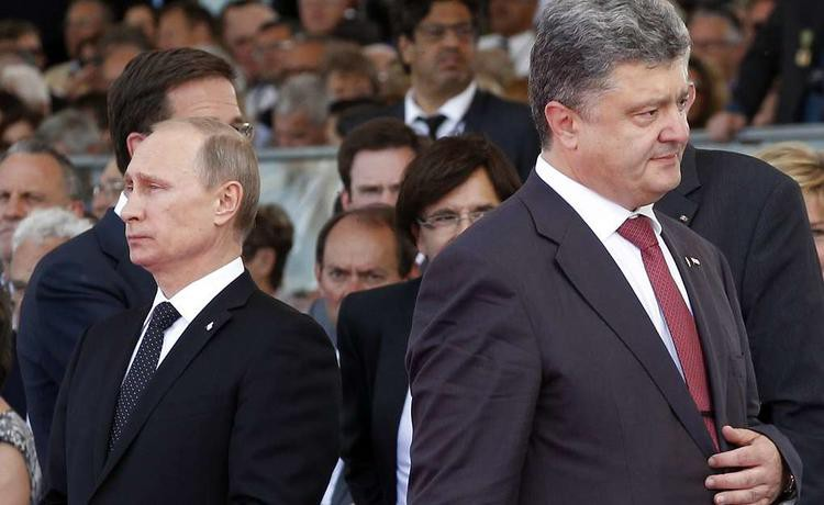 «Либо Порошенко, либо Путин» - избирательная кампания Порошенко принесла неожиданные результаты