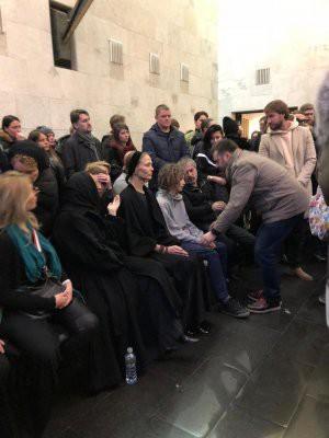 В Москве проходит церемония прощания в Децлом