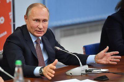 Путин призвал продлить амнистию капиталов на год