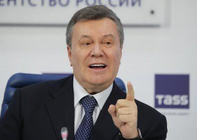 6 февраля в Москве состоялась пресс-конференция Януковича