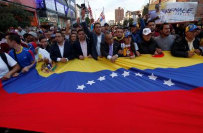 В Венесуэле конфискована партия американского оружия