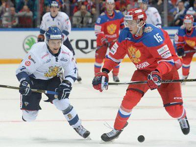 Сегодня в рамках Евротура состоится матч Россия - Финляндия