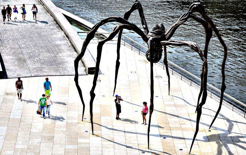 Топ-5 самых необычных скульптур в мире