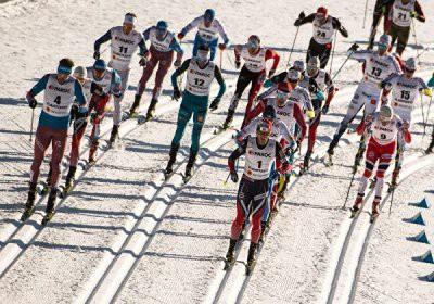 Норвежец Клебо выиграл спринт свободным стилем на этапе Кубка мира в Финляндии