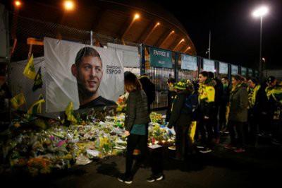 Обнародованы детали крушения самолета и гибели футболиста Эмилиано Сала