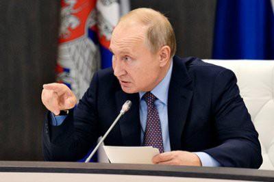 Путин предложил ужесточить наказание за создание ОПГ