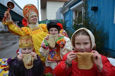 Фестиваль «Московская Масленица» пройдет на 15 площадках
