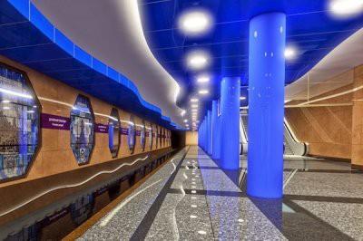 Линию метро в Петербурге увеличат до 139,4 км
