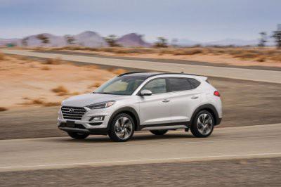 Hyundai анонсировал гибридный кроссовер Tucson N Line