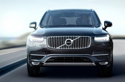 Volvo показала обновленный кроссовер XC90