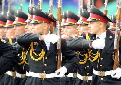 Сегодня в России отмечается День защитника Отечества