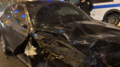 Установлены личности всех погибших и пострадавших при наезде BMW на пешеходов в Петербурге