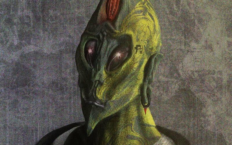 После похищения пришельцами египтянин ел стекло и создавал помехи телесигналу