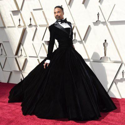 Позор на красной дорожке: 7 самых несуразных и безвкусных образов на вручении «Оскара»