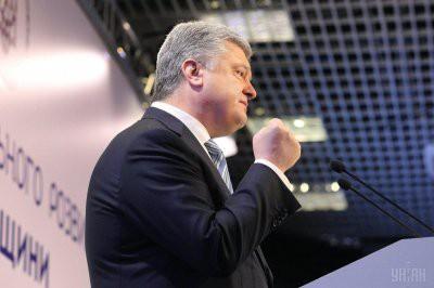 Петр Порошенко удивил поведением в Запорожье