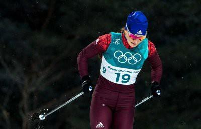 Российские лыжницы завоевали бронзу в эстафете на чемпионате мира