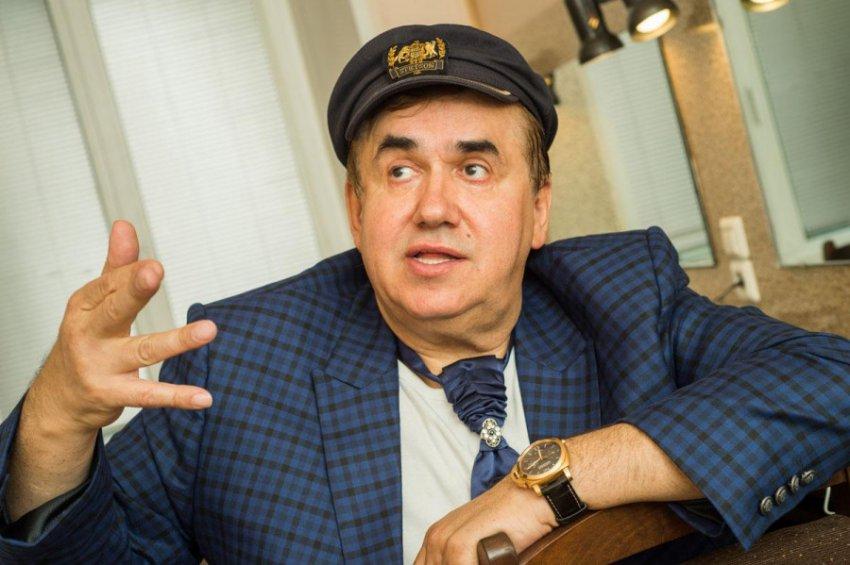 Стас Садальский вновь высмеял картины Никаса Сафронова