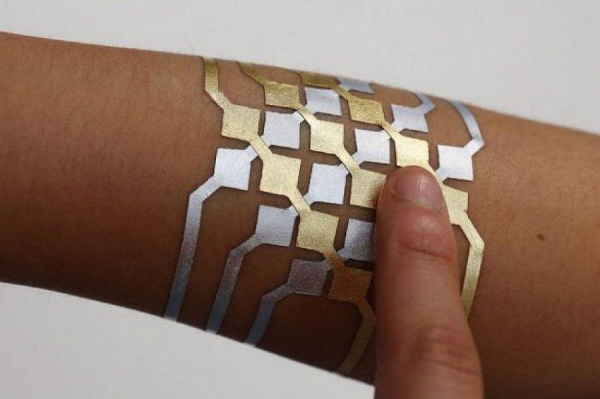 Ученые создали искусственную кожу со сверхчеловеческим восприятием