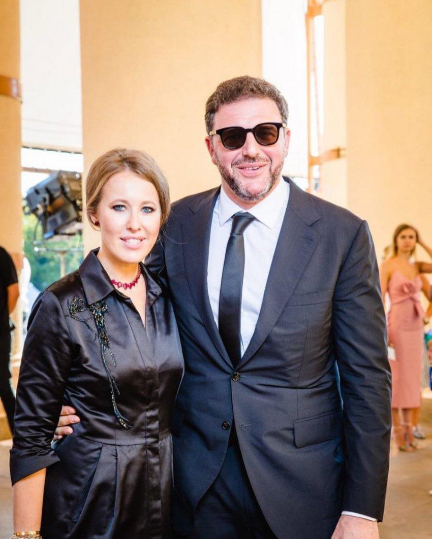 Ясновидящая рассказала, почему не верит в развод Собчак и Виторгана