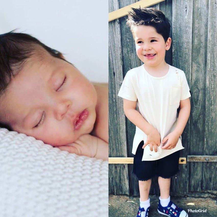4-летний мальчик рассказал о том, что с ним было до рождения